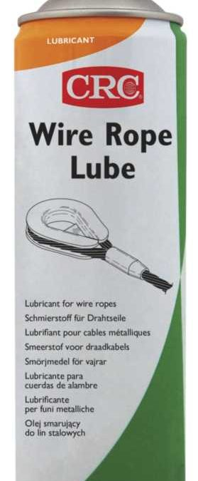 Smøreolie CRC Gear & Wire Rope Lube 6050