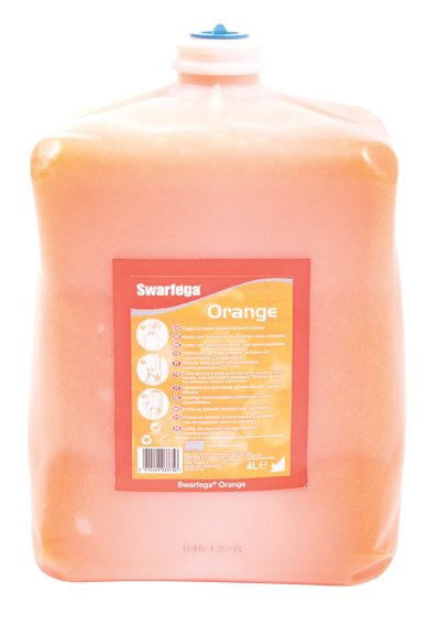 Swarfega Orange håndrens 4 l patron